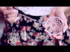 Aprende a crear tu Collar de Atrapasueños - YouTube