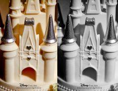 Wedding Cake Wednesday: Cinderella Castle TopperEver After Blog | Disney Fairy Tale Weddings and Honeymoon