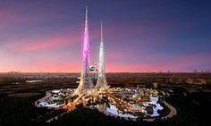 Phoenix Towers, Wuhan