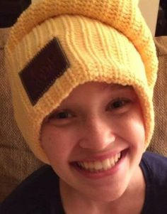 "Kylie was diagnosed with Ewing's Sarcoma on April 9th, 2014. Kylie's responded to her diagnosis with, ""God must have a great, big plan for me."" She continues to keep her spirits high and spreads her positivity to those with battles of their own.    https://www.facebook.com/BeBoldBeBald http://beboldbebald.org/"