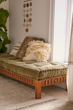 Shop Rohini Velvet Daybed Cushion at Urban Outfitters today. We carry all the latest styles, colors and brands for you to choose from right here.