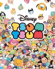Disney Tsum Tsum - Pile Up - Official Mini Poster
