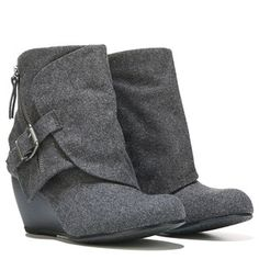 Blowfish Women's Bilocate Wedge Bootie at Famous Footwear