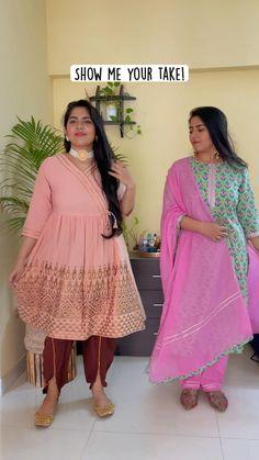 Punjabi Salwar Suits, Patiala Salwar, Bollywood Saree, Bollywood Fashion, Indian Dresses, Indian Outfits, Stylish Dresses, Fashion Dresses, Diwali Outfits