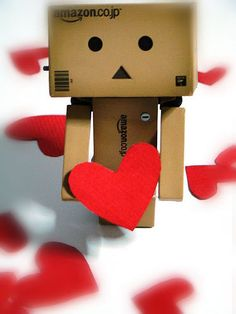 happy valentine's day Danbo!