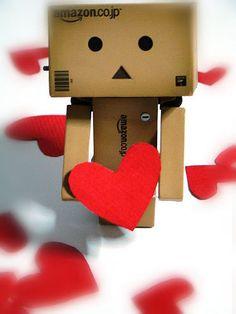 happy valentine's day Danbo!