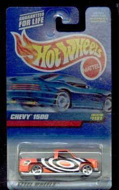 Hot Wheels 1999-1121 Chevy 1500 1:64 Scale by MATTEL. $1.03