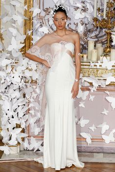 7 Gorgeous Wedding-Worthy Dresses from Couture Spring 2014