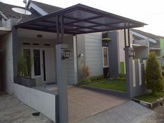 barbeque area belakang rumah - Google Search