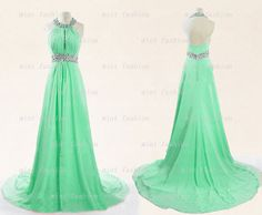 mint prom dresses long prom dresses cheap prom by Yesdresses