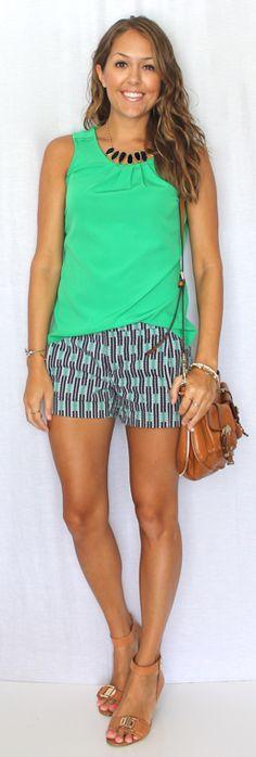 Today's Everyday Fashion: Emerald — J's Everyday Fashion
