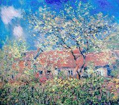 Monet, Primavera a Giverny - Google Search