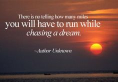 Never #giveup on your #dreams!