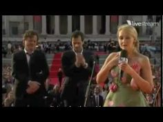 """J.K. Rowling's and Trio's Speeches to Each Other - Deathly Hallows Part 2 London Premiere ... Over a year later and I still fall apart. """"Hogwarts will always be there to welcome you home."""" :'''("""