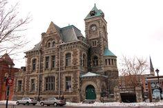 -Galt (Cambridge), Ontario Beautiful Architecture, Architecture Details, Cambridge Ontario, Canada Eh, Tri Cities, Old Buildings, Landscape Photos, Wonderful Places, The Neighbourhood