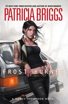 waiting....waiting...waiting...(and not very patiently!) Is it out YET?!?!?!?!  Frost Burned (Mercy Thompson Series #7)