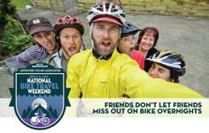 Inspiring and empowering people to travel by bicycle