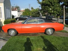 My 1970s Chevelle