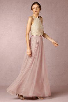 Bea Top & Louise Tulle Skirt | BHLDN