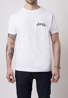 Basic T- shirt - Scoundrels & Co.