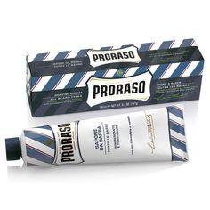 Proraso Blue Shaving Cream with Aloe and Vitamin E