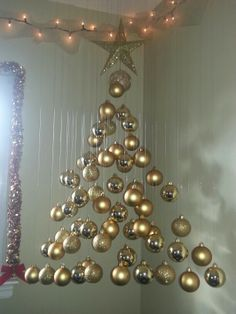 Invisible Christmas tree