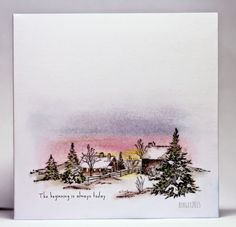 "Serendipity ""Winter Farm"" (birgit, ims, +)"