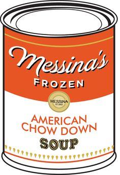 American Chow Down - Peanut gelato, Oreo custard, cream-cheese mousse and pretzel crunch. #RCCmelb