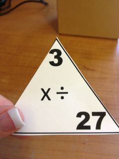 Third grade has become.... THE YEAR OF MULTIPLICATION. It is all things multiplied. Yet, it has always been a struggle for students to become fluent with their facts. 6 Great Ways to Learn Multiplication Facts.