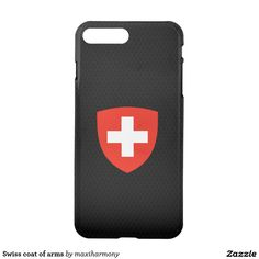 Swiss coat of arms iPhone 7 plus case