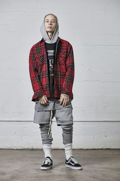 Fear of God 2015 Collection One Lookbook