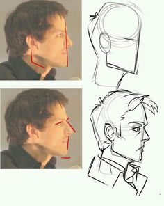 this is exactly how art tutorials are like. I mean, how do you draw the hair??!
