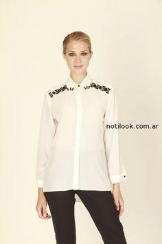 Adriana Costantini invierno 2014 – camisas