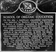 School of Organic Education, Fairhope, AL