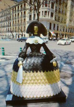 Art Pop, Malaga, Pablo Picasso, Art Supplies, Madrid, Art Projects, Street Art, Balconies, Windows