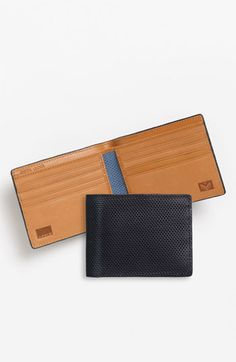 J Fold 'Microperf' Slimfold Wallet available at #Nordstrom