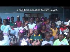 Box of Hope 2015 - Zambia orphanage