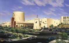 This is our getaway - Buffalo Thunder Casino and Resort.  Sandia, in Albuquerque, is our second choice.