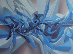 Peeta crea graffitis en 3D - Antidepresivo