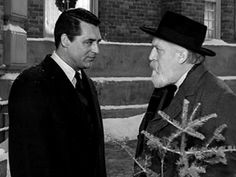 Cary Grant & Monty Woolley - The Bishop's Wife - 1947
