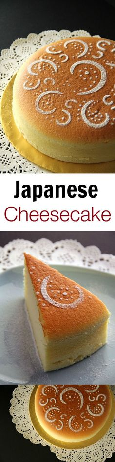 Japanese cheesecake – cotton soft, light, pillowy, the BEST cheesecake recipe EVER. Tried and tested, a MUST-BAKE for cheesecake lover! Japanese Cotton Cheesecake, Japanese Cheesecake Recipes, Best Cheesecake, Japanese Cheescake, Jiggly Cheesecake, Japanese Cake, Cheesecake Bites, Japanese Recipes, Cheesecake Desserts