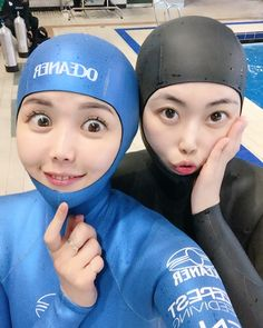 Diving Suit, Scuba Diving, Swimming Funny, Girl In Water, Scuba Girl, Womens Wetsuit, Smooth Skin, Catsuit, Beautiful Women