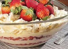 Para o Natal: faça uma incrível sobremesa de dar água na boca! - Gastronomia - Bonde. O seu portal