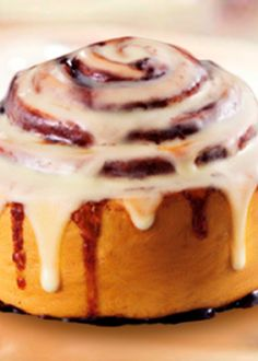 Cinnabon - Click the image for the Recipe