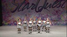 BEST TAP // NO SWINGITY - FENTON DANCE ACADEMY [Detroit MI II]