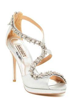 Badgley Mischka Flair II Sandal
