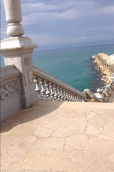 Sitges Spain Where my husband proposed marriage. What a beautiful place this is.
