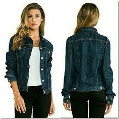 Earl Jeans Jacket September 2017