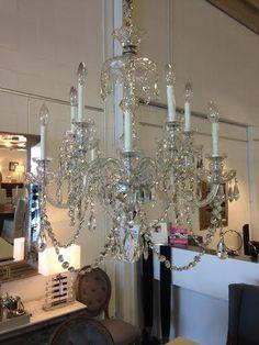 Chandelier Crystal #galeriem #monreal #decor #chandelier #crystal