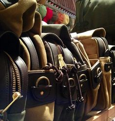 Filson briefcases in our shop